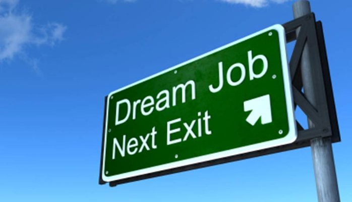 Where and how do I find my dream job?