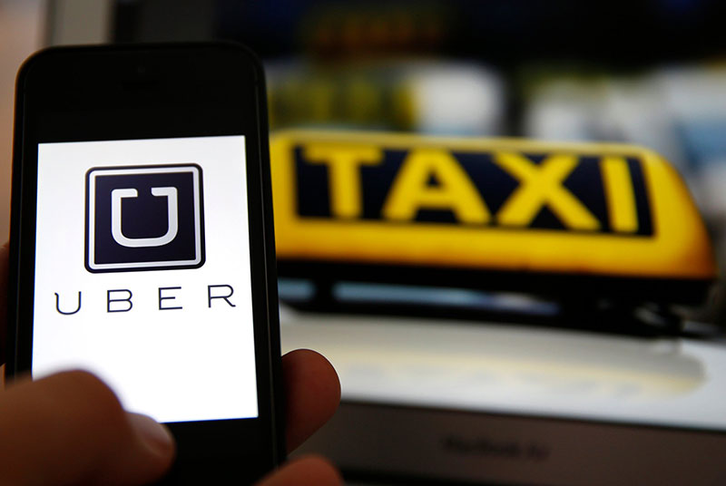 The Importance of 'Why'​ UBER vs TAXI
